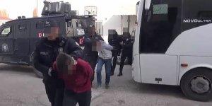 Van'da operasyon: 20 gözaltı