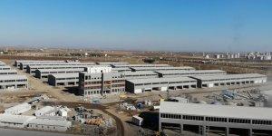 Diyarbakır'daki 4. Oto Sanayi Sitesi 6 ay sonra hizmette