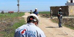 Dicle Elektrik, bin 453 çiftçinin elektriğini kesti