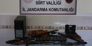 Siirt'te operasyon: 6 gözaltı
