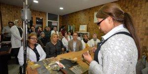 """Diyarbakır'da """"Ustalar Kursiyerlerle Buluşuyor"""" etkinliği"""