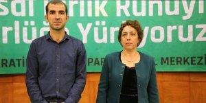 DBP'nin yeni Eş Genel Başkanları: Aydeniz ve Bayındır
