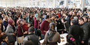 3. Ulusal Şanlıurfa Kitap Fuarı'na 375 bin kişi katıldı