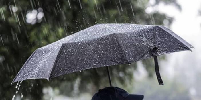 Diyarbakır'a kuvvetli sağanak yağış uyarısı