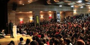 "Diyarbakır'da ""Derin Uzayda Bilim"" konferansı"