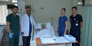 DÜ Kalp Hastanesi dünyaya açıldı
