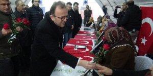 VİDEO - BİK'ten evlat nöbeti tutan ailelere ziyaret
