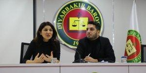 Diyarbakır Barosu'ndan stajyer avukatlara eğitim semineri
