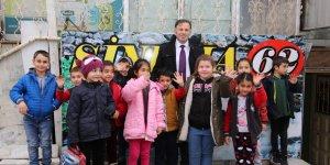 Tunceli'de bin çocuk, sinema ile buluşturuldu