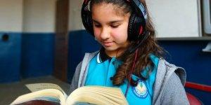 """Mardin Mazıdağı'nda görme engelliler için """"Kitaplara Ses Ver Projesi"""""""