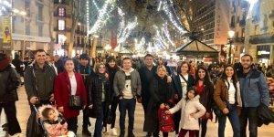 Tunceli'de 24 öğretmene Barcelona gezisi