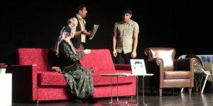 Diyarbakır'da engellilere yönelik tiyatro gösterisi