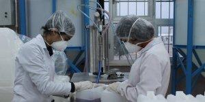 VİDEO - Okul değil deterjan fabrikası
