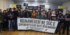Diyarbakırlı gazeteciler: Aziz Oruç gazeteci, serbest bırakılsın