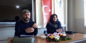 Midyat Söğütlü Anadolu Lisesi öğrencileri yazarlarla buluştu