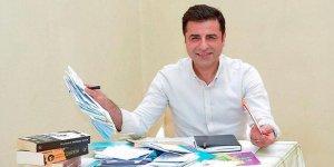 Demirtaş'a kendi röportajı yasak