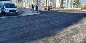 Bağlar Belediyesi, kendi ürettiği asfaltla hizmet veriyor