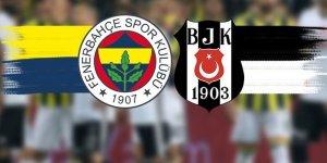Fenerbahçe-Beşiktaş derbisinde gol sesi