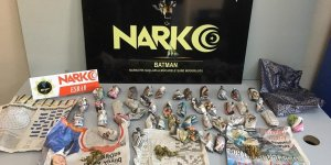 Batman'da narkotik operasyonları