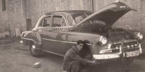 Mardin'in emektarı otomobili müzelik oldu