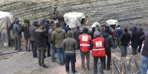 Şırnak'ta göçük altında kalan işçinin cansız bedenine ulaşıldı