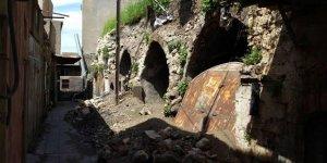 Mardin Alt Çarşı'da restorasyon