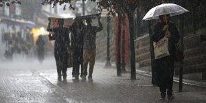 Meteorolojiden Bölge illerine kuvvetli yağış uyarısı