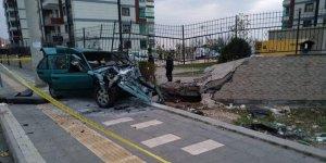 VİDEO - Diyarbakır'da feci kaza: 2 öğrenci yaşamını yitirdi
