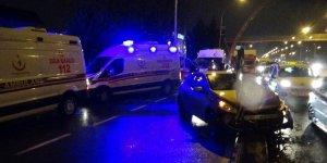 VİDE0 - Diyarbakır'da kaza: 5 yaralı