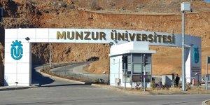 Munzur Üniversitesi'nde neler oluyor?