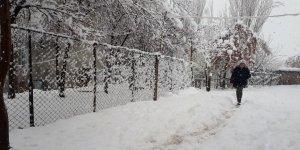 Şırnak'ta kar esareti yaşamı olumsuz etkiliyor