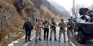 Tunceli'de dağ keçisi avlayana 30 bin lira cezası
