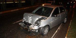 VİDEO - Diyarbakır'da feci kaza: 2'si çocuk 4 yaralı