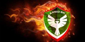 Amed Sportif Faaliyetler'de yeni transfer