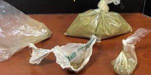 Adıyaman'da narkotik operasyonu: 5 gözaltı