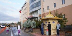Diyarbakır Büyükşehir'den Ergani'de sıcak çorba ikramı
