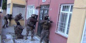 Siirt'te DEAŞ operasyonu: 8 gözaltı