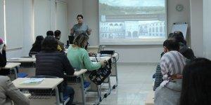 """Diyarbakır'da """"kültürel miras"""" eğitimi"""