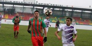 Diyarbekirspor Bağlar Belediyespor'u ezdi geçti