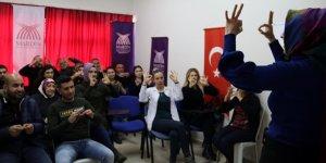 Mardin'de işaret dili eğitimi