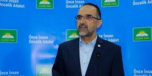 HÜDA PAR'dan ABD'nin İran'a saldırısına tepki