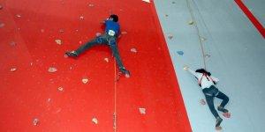 Diyarbakır'ın dağcı çocuklarından şampiyona hazırlığı