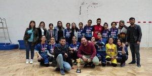 Hentbol'da Şırnak il birincisi, Şenoba Mevlana Ortaokulu