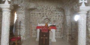 Mor Yakup Manastırı'nda ilk kez ayin yapılmadı