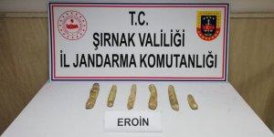 Şırnak'ta narkotik operasyonları: 4 tutuklama
