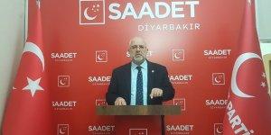 SP Diyarbakır İl Başkanı Bozan: Devlet neden suçüstü yapmaz?