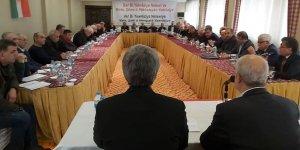 """Diyarbakır'da PSK ve PAK'tan """"Ulusal İttifak"""" toplantısı"""