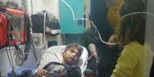 Yüksekova'da soba zehirlenmesi: 4 kardeş hastaneye kaldırıldı