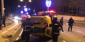 Mardin'de trafik kazası: 1 yaralı