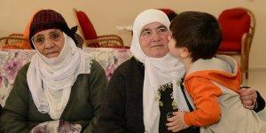 Diyarbakır Büyükşehir'de çocuklarla yaşlılar buluştu